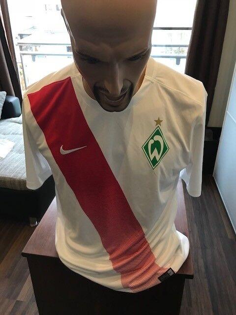 Original SV Werder Bremen Trikot M Bartels NEU mit Etikett (ohne Werbung)