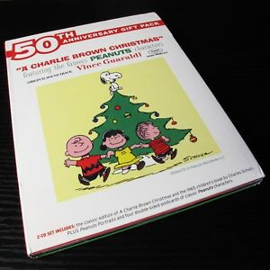 Charlie Brown Christmas 50th.Vince Guaraldi A Charlie Brown Christmas 50th Anniversary