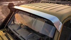 Image is loading Genuine-Toyota-LandCruiser-70-Series-Sun-Visor 273cd39cee3
