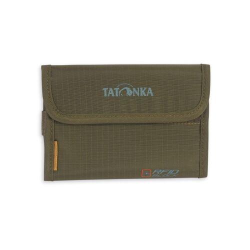 Tatonka Money Box RFID B olive 13x9x1cm