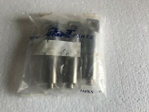 CAT PUMPS 49637 SS ROD PLUNGER FOR PUMPS: 7CP6111, 7CP6171- SET OF 3 PLUNGERS