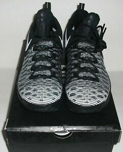 competitive price 3b9d6 e4180 Image is loading New-Nike-KD-9-IX-Oreo-Mic-Drop-