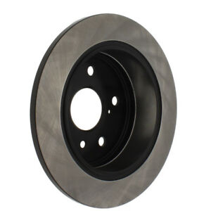 Centric Parts 120.44126 Rear Disc Brake Rotor-Premium Disc-Preferred