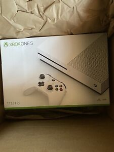 Xbox One S 1TB Console Only - Microsoft Xbox One