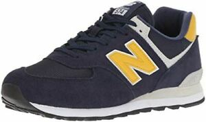 new style c5f43 1f16f Details about New Balance Men's 574v2 Sneaker, Pigment, 11 D US