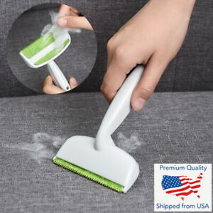 Car Seat Sofa Gap Vent Bed Brush Dust Cleaner Remover Dog Hair Lint Hand Brush