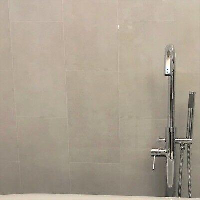 Pleasing Klassic Stone Tile Bathroom Wall Panels Cladding Shower Pvc Waterproof Pk Of 4 5060648730429 Ebay Home Interior And Landscaping Ymoonbapapsignezvosmurscom