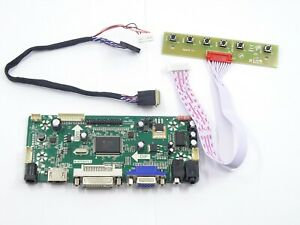 LVDS HDMI VGA A1 LCD LED Controller Driver Board Kit for LP173WD1 TL DVI