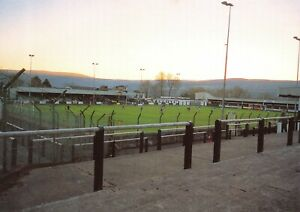 Non-League-Football-Ground-Postcard-Merthyr-Tydfil-FC-Penyredarren-Park-Wales