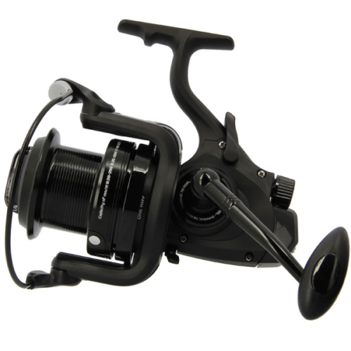 NGT NGT NGT Dynamic 7000 10 BB Big Pit Large Carp Fishing Bait Reel Runner+Spare Spool 727bb7