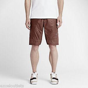 Alerte Neuf Avec étiquettes! Nikelab Nikecourt Tissé Shorts Hommes Sz L 747434 250 (#3069)-afficher Le Titre D'origine