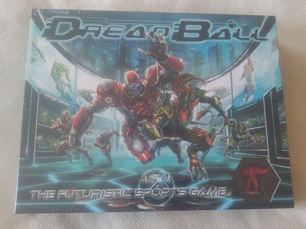 Dreadball 2-Le  futuriste SPORTS JEU (par Mantic Games)  grosses soldes