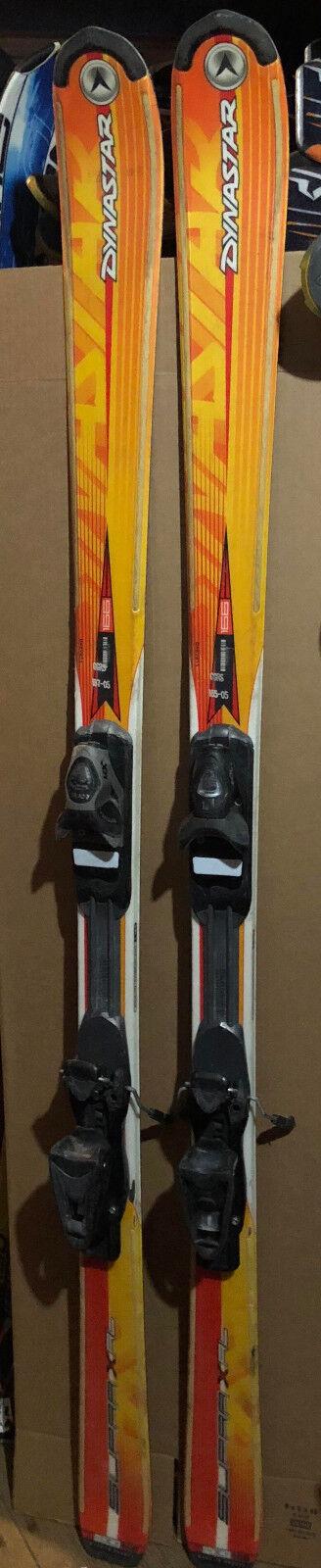 166 cm Dynastar Ski bindet Männer 8,5 oder 9 Skischuhe nie benutzt Leki Stöcke
