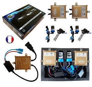Kit-HID-Xenon-55W-Slim-VEGA-2-ampoules-HB4-6000K-DSP-Ampoules-coudees