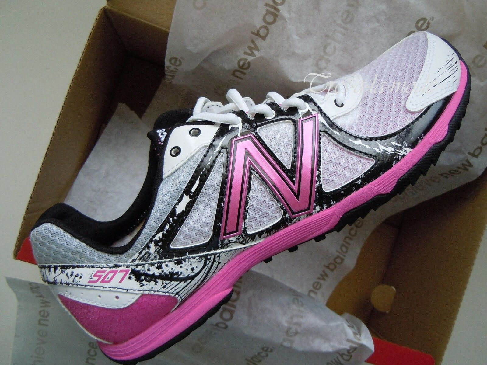 new arrival a79ef b8a15 New Balance damen 507 spikes spikes spikes  Größe 9.5  Last 1,  wrx507cp cross country eef411