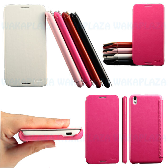 New Original KLD Enland PU Leather Flip Case Cover Pouch For HTC Desire 816