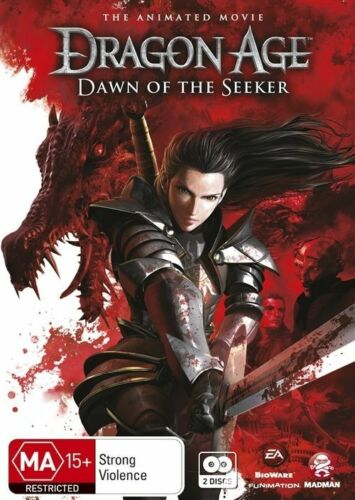 1 of 1 - Dragon Age - Dawn Of The Seeker (DVD, 2012) BRAND NEW/SEALED ..R 4