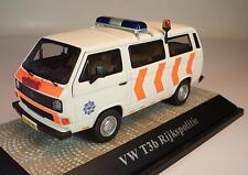 Premium Classixxs 1/43 VW T3b Rijkspolitie Dutch Police Polizei OVP #1538