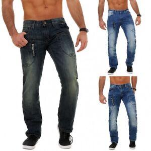 M-O-D-Herren-denim-Jeans-Hose-Danny-MOD-algiers-blue-manaus-blue-trinidad-blue