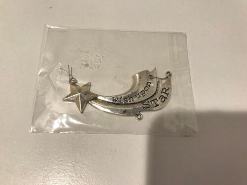 Blue Moon Tokens Pendants Charm Holder Pin Jewelry Making Designer/'s Choice