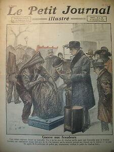 BOUGNAT-FRAUDEUR-ET-AGENT-PREFECTURE-CANADA-EXPLORATEUR-LE-PETIT-JOURNAL-1921