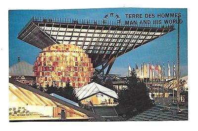(C) Expo 67 1967 Montreal Expo Katimavik