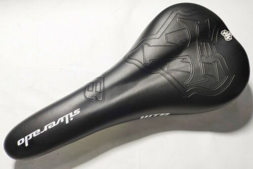 Details about  / WTB SILVER ADO SADDLE BLACK CYCLING OEM package seat YELLOW RAIL MTB