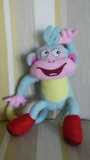 "Boots THE da Nickelodeon Dora Monkey The Explorer 10"" Peluche Giocattolo morbido"