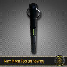 Krav Maga Self-Defence BARREL Key Ring Solid Alloy Tactical