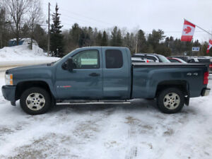 2008 Chevy Silverado LT 1500 Extended Cab 4X4-Certified!