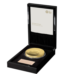 2020 James Bond 007 Gold Proof Kilo Coin - No Time to Die Special Release of 17!