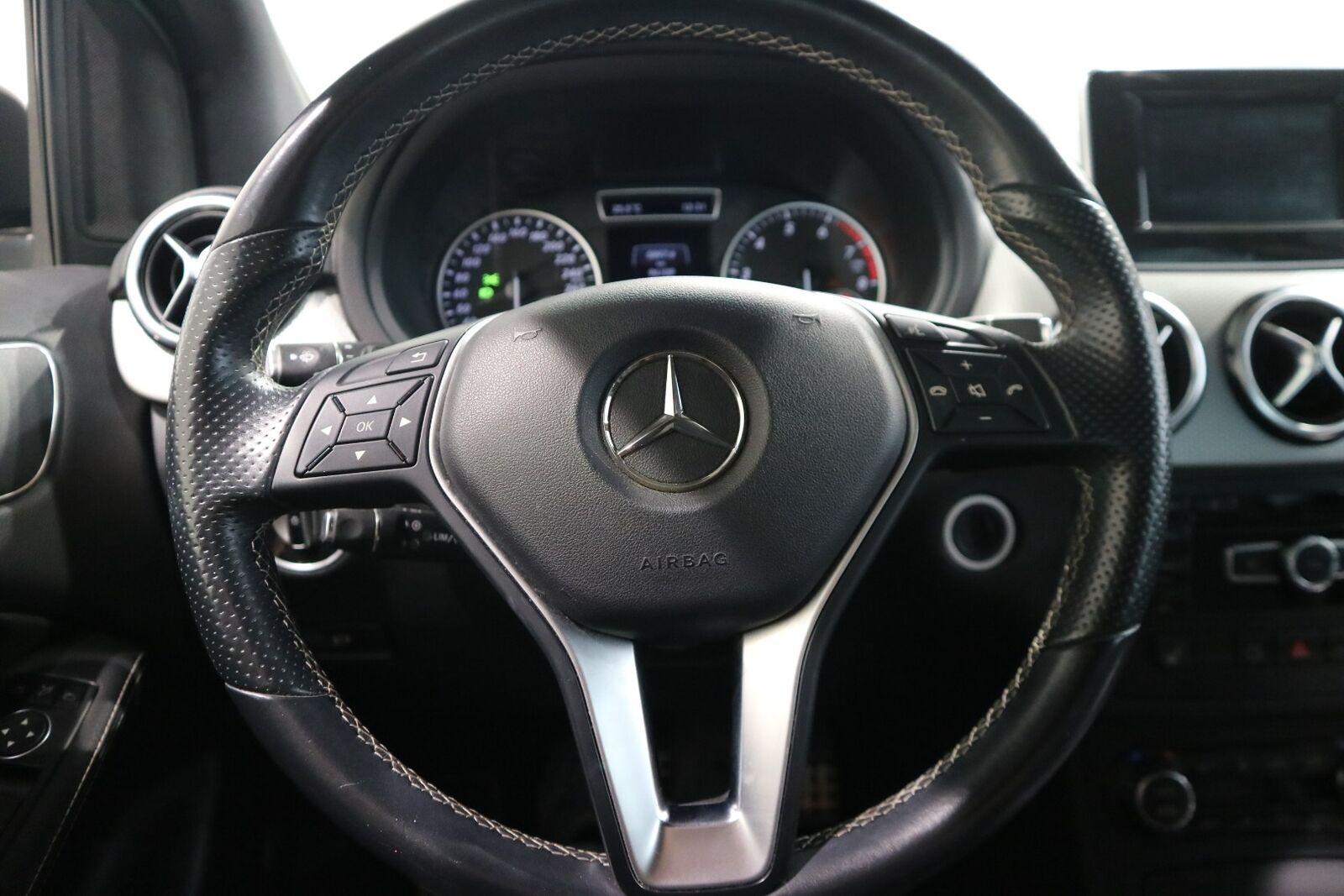Mercedes B180 1,6 aut. - billede 3