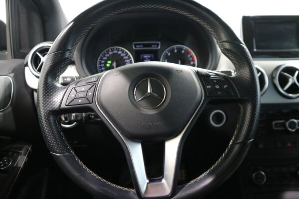 Mercedes B180 1,6 aut. billede 3