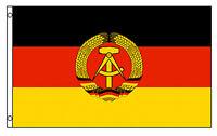 3xft East Germany Flag Communist German Democratic F