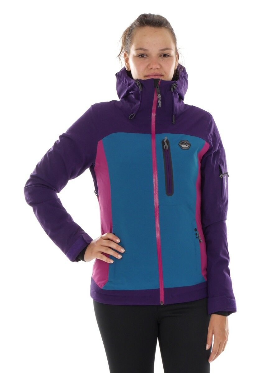 O'Neill Skijacke Winterjacke Snowboardjacke lila Jones Kenai warm