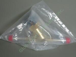 NEW-NOS-Carten-UHP-Ultra-High-Purity-1-034-OD-Butt-Weld-Stainless-Steel-Tube-Valve