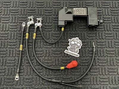89-91 honda crx/ef charge harness ground wire kit combo | ebay  ebay