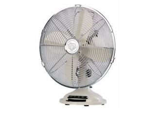 Bimar vtm ventilatore da tavolo cm vintage corpo in metallo