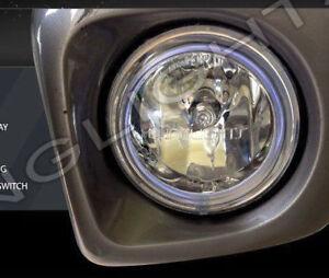 Non-Halo Fog Lamps Driving Light Kit for Honda GL 1800 GoldWing GL1800 Gold Wing