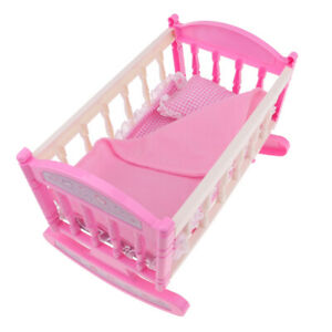 Reborn Baby Girl Doll Bed Realistic Baby Doll Crib For 9 11 Reborn Baby Ebay