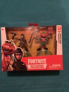Fortnite Battle Royale Collection Duo Pack Tomato Head /& Shadow Mini Figures New