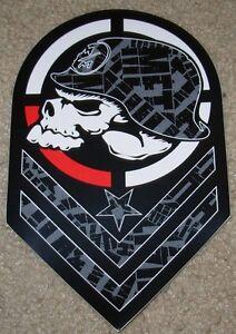 METAL-MULISHA-Parallel-Skull-Helmet-Skate-Sticker-8-034-motocross-skateboard-decal