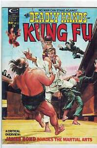 Deadly-Hands-of-Kung-Fu-Vol-1-Magazine-12-FN-Fne-Plus-RS003-COMICS