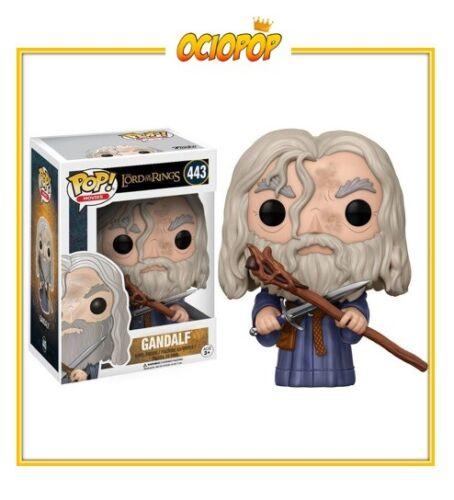 El Señor de los anillos Lord of the Rings// Funko Pop Gandalf  443