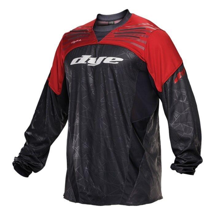 Dye Ultralite Paintball Jersey 2013 - red