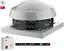 Ventilateur-de-Toit-Fans-Champignons-250mm-1212m-M-H-Turbo-2-A miniature 1