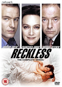 Reckless-The-Complete-Series-UK-IMPORT-DVD-NEW
