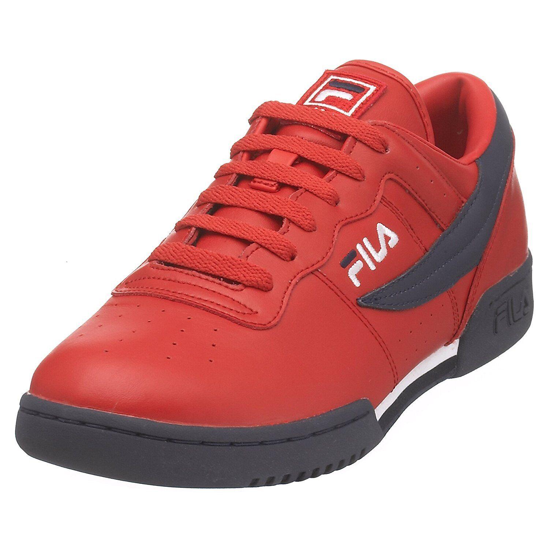 Fila Original Fitness Red/Navy/White (11F16LT-640) Scarpe classiche da uomo