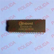 10PCS EEPROM IC WINBOND DIP-32 W27C010-70 W27C010