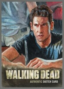 Details About Cryptozoic The Walking Dead Season 2 Shane Walsh 11 Sketch Gabby Untermayerova